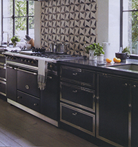 Lenox Mesh and Cabinetry