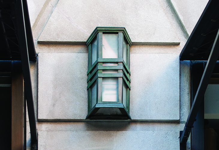 Urban Archaeology | Exterior Lighting | Wallmount