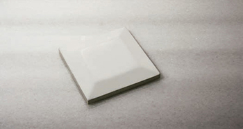 "V15 Metro Ceramic Tile 3"" × 3"" Beveled Field"