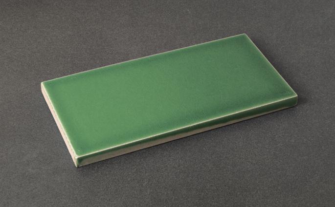 Urban Archaeology Overstock Sale V15 Metro Ceramic Leaf Green Tile