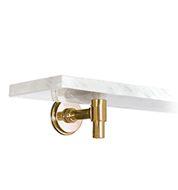 "City 27"" Glass Shelf"