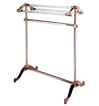 Free Standing Towel Rack [Glass Bars]