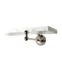 "Hampton 27"" Marble Shelf"