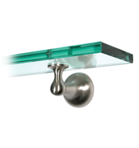 "Plaza 27"" Glass Shelf"