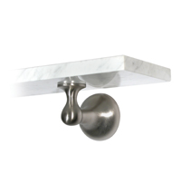 "Plaza 27"" Marble Shelf"