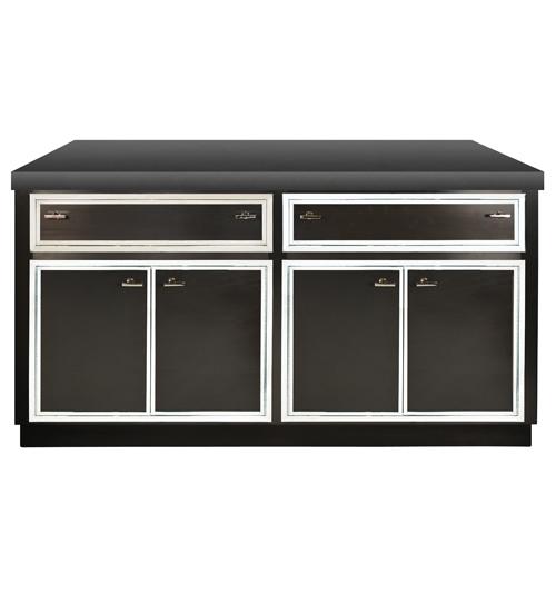Urban archaeology lenox kitchen cabinet drawers doors for Kitchen cabinet drawers