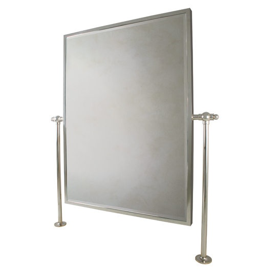 Urban Archaeology Metropolitan Table Mounted Mirror