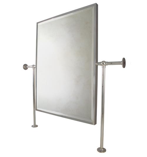 custom mirrors metropolitan wall table mounted mirror