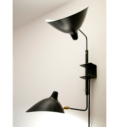 Mouille Style Double Light