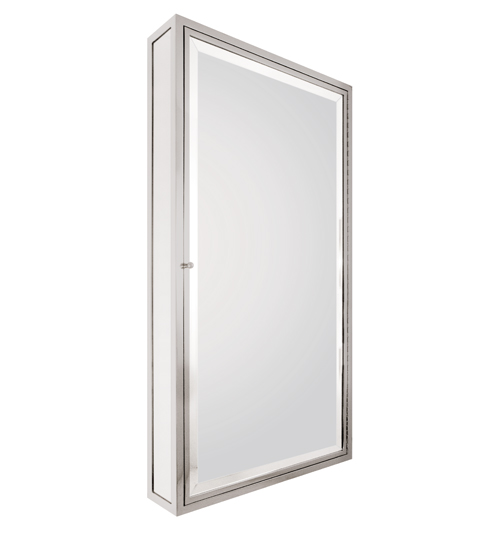 Surface Mounted Mirrored Cabinet