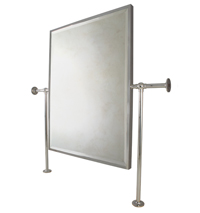 Metropolitan Wall & Table Mounted Mirror