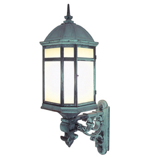 Hastings Lantern Wallmount