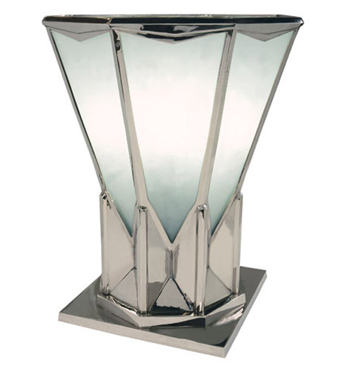 Deco Lighted Table Base