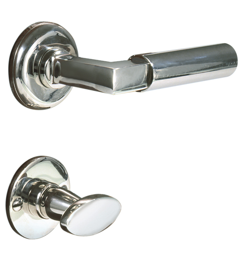 Privacy Set [Round Escutcheon]