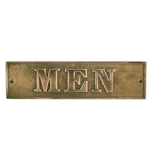 Menu0027s Restroom Sign