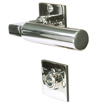 Bauhaus Privacy Set [Square Escutcheon]