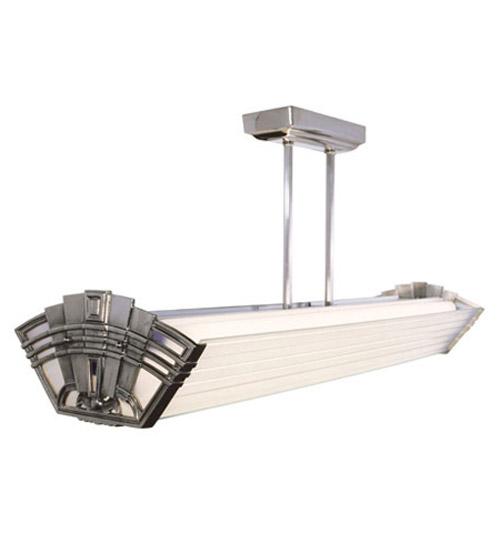 Fluorescent Light Fixture For Sale: Deco Fluorescent UA0597 HL