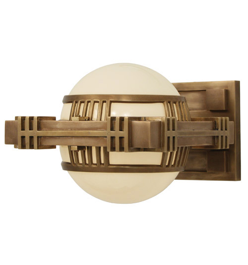 Prairie Style Sconce
