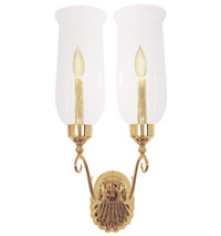 Federal Sconce [Double Arm]