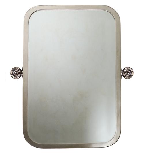 Galley Pivoting Mirror