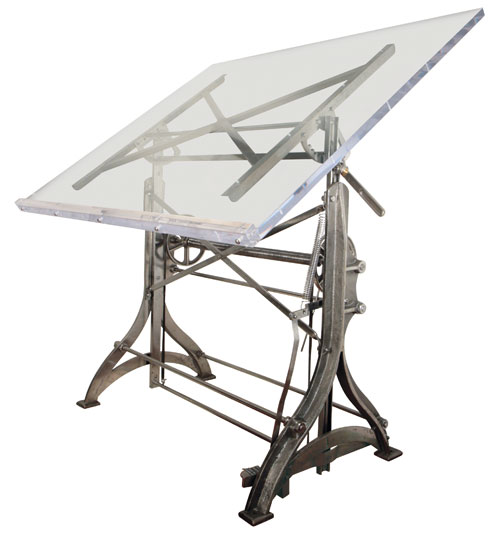 Urban Archaeology Drafting Table UA0195 SV