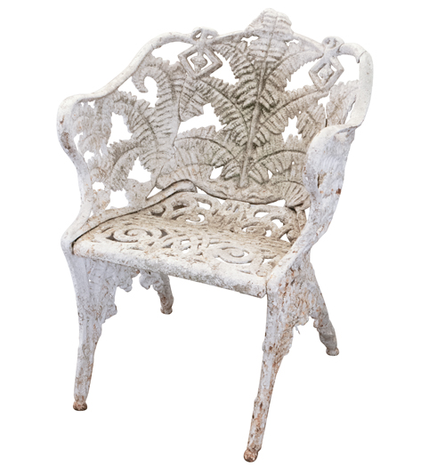 Fern Garden Chair