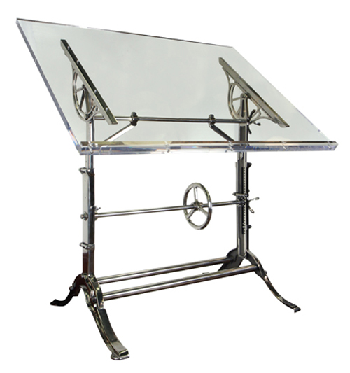 Mechanical Industrial Drafting Table