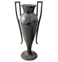 Art Deco Handled Urn